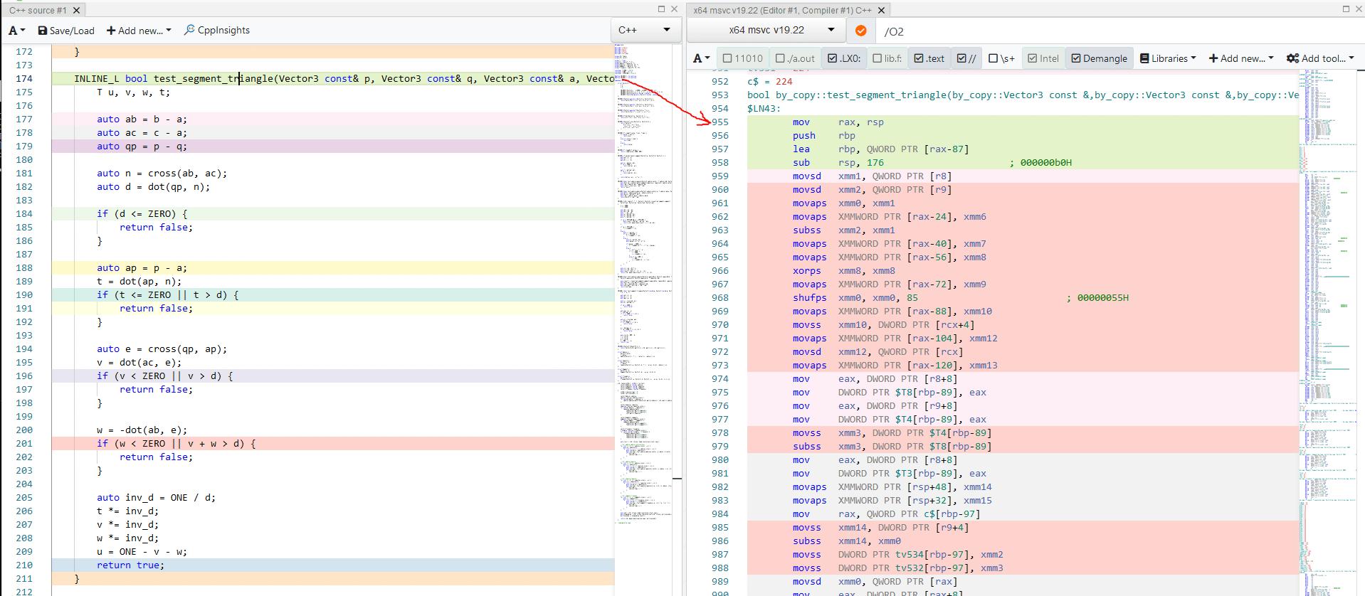 Godbolt C++